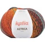 Azteca 7855 Amarillo-Naranja-Verde