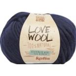 Love Wool 121 - Azul oscuro