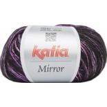 Mirror 73 - Negro-Violeta