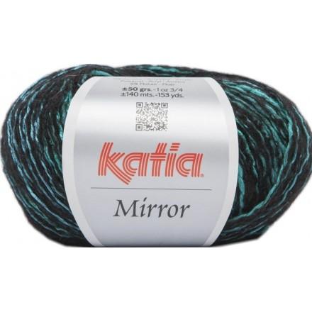 Mirror 74 - Negro-Esmeralda