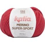 Merino Super Sport 4 - Rojo