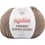 Merino Super Sport 8 - Marrón claro