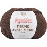 Merino Super Sport 9 - Marrón oscuro