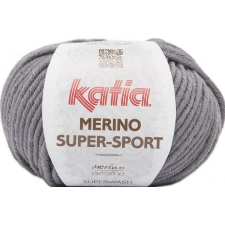 Merino Super Sport 12 - Gris medio