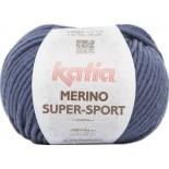 Merino Super Sport 14 - Azul medio