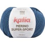 Merino Super Sport 17 - Azul verdoso