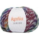 Junior 304 - Gris-Amarillo-Esmeralda-Azul