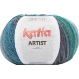 Artist 315 - Azul oscuro-Gris-Verde-Turquesa