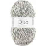 Duo 312 Anthacite/Ficelle