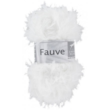 Fauve 011 Blanc