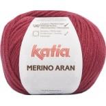 Merino Aran 71 - Granate