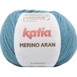 Merino Aran 73 - Turquesa