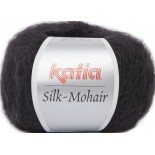 Silk-Mohair 206 - Negro