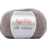 Silk-Mohair 203 - Gris piedra