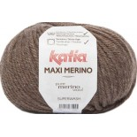 Maxi Merino 50 - Marrón medio