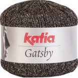 Gatsby 88503 - Negro-Oro