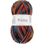 Prima 407 Brun/Brique/Turquoise