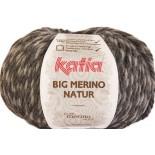 Big Merino Natur 604 Gris/Gris Oscuro