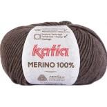 Merino 100% 502 - Marrón medio