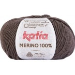 Merino 100% 502 - Marrón medio