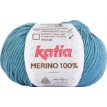 Merino 100% 55 - Turquesa