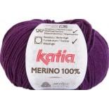 Merino 100% 43 - Morado