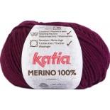 Merino 100% 25 - Burdeos