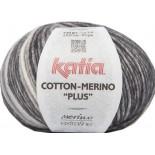 Cotton-Merino Plus 206 - Grises