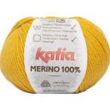 Merino 100% 63 - Mostaza