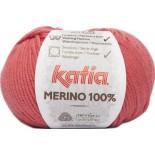Merino 100% 64 - Coral