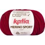 Merino Sport 21 - Granate