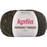 Merino Tweed 310 Verde Oscuro