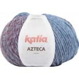 Azteca 7853 - Azul-Verde-Granate
