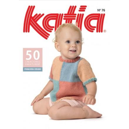 Bebés Primavera/Verano nº 76 2016
