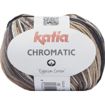 Chromatic 66 - Marrón-Negro-Gris-Crudo