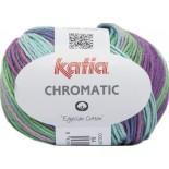 Chromatic 64 - Agua-Lila-Rosa-Verde