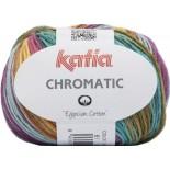 Chromatic 61 - Pistacho-Turquesa-Rosa-Azul