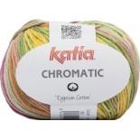 Chromatic 60 - Amarillo-Fucsia-Verde-Ocre