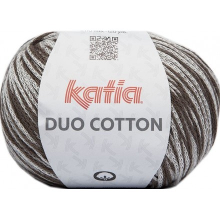 Duo Cotton 50 - Marrón