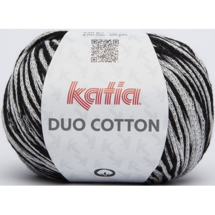 Duo Cotton 53 - Negro