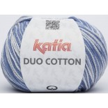 Duo Cotton 61 - Azul