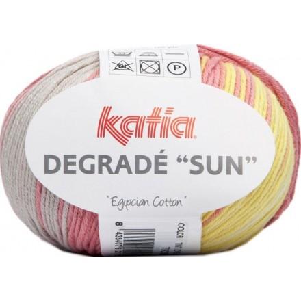 Degrade Sun 90 - Crudo-Rosa-Beige-Pistacho