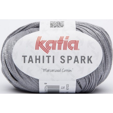 Tahiti Spark 73 - Gris-Plata