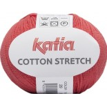 Cotton Stretch 29 - Coral