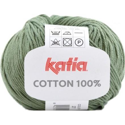 Cottón 100% 27 - Kaki