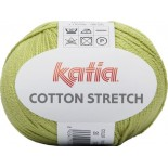 Cotton Stretch 30 - Pistacho