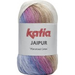Jaipur 214 - Beige-Camel-Chicle-Tejano