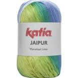 Jaipur 214 - Beige-Camel-Chicle-Tejano