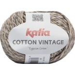 Cotton Vintage 61 - Marrón-Beige