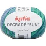 Degrade Sun 97 - Crudo-Azul-Verde lanquecino